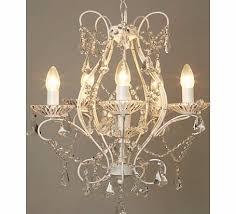 hermione 6 light chandelier white 9745780001