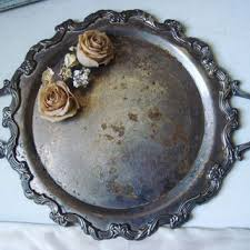 Decorative Platters And Trays Shop Decorative Metal Serving Trays on Wanelo 13