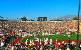 The Rose Bowl Seating Chart Concert Map Seatgeek