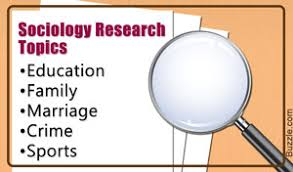 research paper topics com sociology research topics