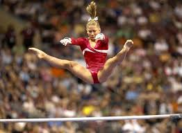 floor gymnastics shawn johnson. In This Photo, Johnson Is Shown The Middle Of Her Jump With Legs Widespread Again. As Usual, Uniform Does Very Little To Cover Her. Floor Gymnastics Shawn