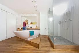 Badezimmer Mit Holzboden Bad Deko Ka 1 4 Hles Moderne Dekoration Neu