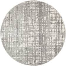 parishan silver grey power loomed modern round rug temple webster and rugs sydney sku also sometimes