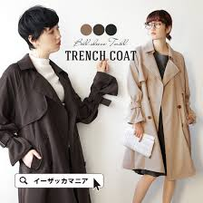 a long coat thin lightly to be able to dress well roughly