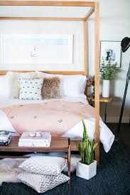 Blush Rosa Schlafzimmer Schlafzimmer Ideen Moderne Chic Für Jungen