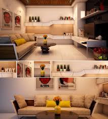 Living Room Design: Masculine Living Room - Decor