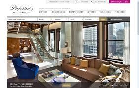 Best Hotel Website Design 2018 Preferred Luxury Hotel Website Design 4 Bk Website Designs