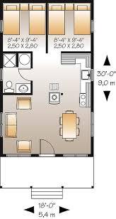 Plan Petite Maison 50m2 Spektakul R Sur Idee Deco Interieur Oder