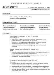 General Maintenance Resume Sample Nice Engineering Resume Sample