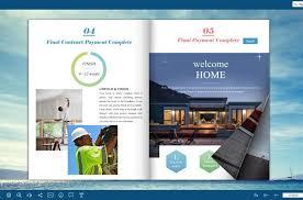 Brochure Maker Software Free Download Free Brochure Design Software Orange And White Business Brochure