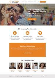 Online Dating Website Design Mobile Friendly Dating Website Design Added To