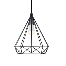 cage lighting. Aire Cage Light (black) Lighting