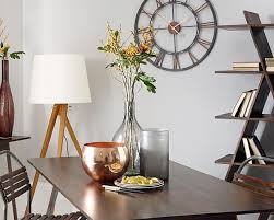 image of large contemporary wall clocks