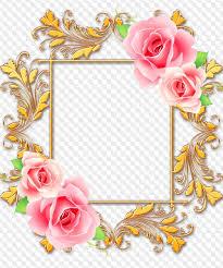 gold frame border png. Gold Frame Border Png