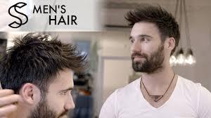 Medium Hair Style For Men medium taper haircut classic hairstyle suitable for all men 5640 by stevesalt.us