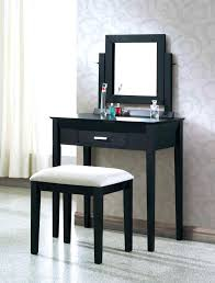 vanity table chair um size of vanity table with mirror white dressing table set black makeup dressing table without chair