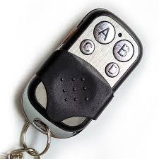 whole portable mando garaje 433mhz remote control garage door presentation universal cloning duplicator learning opener copy keychain universal remote
