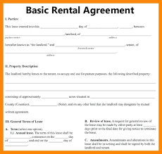 Simple Rental Agreement Rent A Room Tenancy Agreement Template Rental Form Blank Free