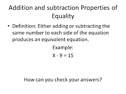 8 addition and subtraction