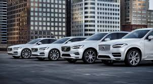 new car releases this yearVolvo All Our New Car Models Will Have Electric Motors in 2019