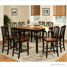 solid wood counter height table new style dining room with inch gathering counter height tables square