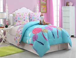 girl full size bedding sets colorful queen girly girls beds various