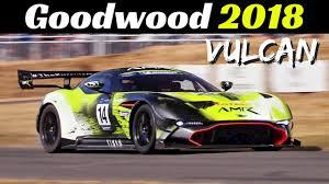 Aston Martin Vulcan Amr Pro V12 Sound Action 2018 Goodwood Festival Of Speed Youtube