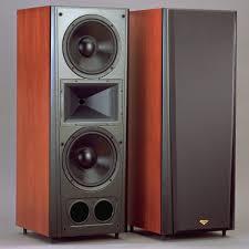 klipsch old speakers. courtesy of klipsch old speakers i
