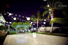 outdoor lighting miami. Rent Cafe Lights, String, Bistro, Market Lights In Miami Outdoor Lighting N