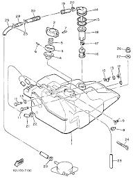 1987 yamaha phazer deluxe electric start pz480el fuel tank parts yasn0211146015 m146842sch688149 phazer engine diagram phazer engine diagram