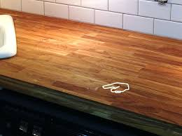 solid wood worktop ikea countertop hammarp countertops