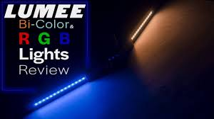 Lumee Blue Light Charging Lumee Bi Color And Rgb Light Bracelet Review Lensvid