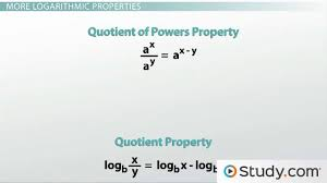 logarithmic properties logarithmic properties practice problems for
