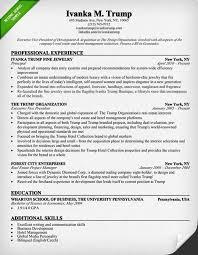Ivanka-Trump-Resume