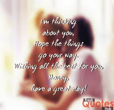 Quotes Hub Stunning Good Morning Quote For Couple Quotesta