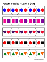 pattern idea updated lesson idea pattern starters