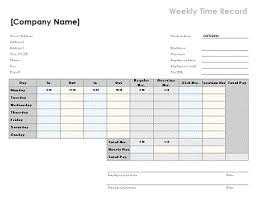 excel templates for timesheets timesheet template excel program format