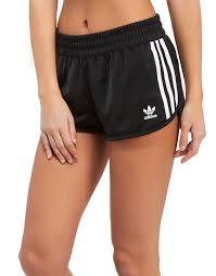 adidas 88387 shorts. 1 review · adidas originals 3-stripe poly shorts 88387