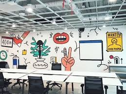 Image Cubicle Decor Great Art In Your Workplace Cute Office Decorating Ideas Hustopia 21 Office Decor Ideas upgrading Your Working Mood