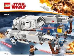 <b>LEGO 75219</b> Imperial AT-Hauler Instructions, <b>Star Wars</b>