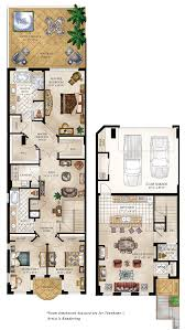 Townhouse Floor Plans Townhouse Floor Plans Garage Plan  House Townhomes Floor Plans