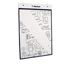 Wipebook Chart Paper Wipebook Reusable Whiteboard Notebooks Dry Erase Flip Charts