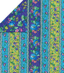 Double Faced Pre-Quilted Cotton Fabric 42