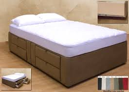 king platform bed with storage drawers. Full Platform Beds With Drawers Tiffany 8 Drawer Bed Storage Mattress Box Lovely King