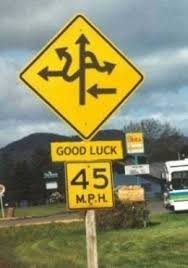 Image result for pulled in multiple directions