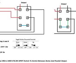 can i use a dpdt toggle switch to switch a transformer output series and parallel switch copy png