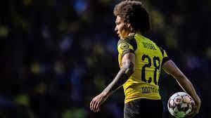 Is Belgium midfielder Axel Witsel Borussia Dortmund's most important  player?