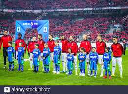 Milano, Italy, 15 Dec 2019, ac milan squadra during Milan vs Sassuolo -  Italian Soccer Serie A Men Championship - Credit: LPS/Fabrizio  Carabelli/Alamy Live News Stock Photo - Alamy