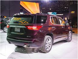 2018 chevrolet traverse redesign.  redesign 32 throughout 2018 chevrolet traverse redesign