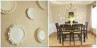 diy wall decor dining room